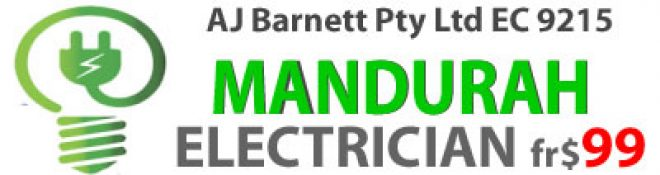 Electrician Mandurah Electrical Services fr$99
